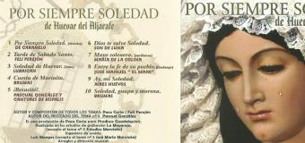 La Hdad. de la Soledad presentara el disco «Por siempre Soledad»