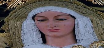 La Hdad. de la Soledad ante su Sábado Santo