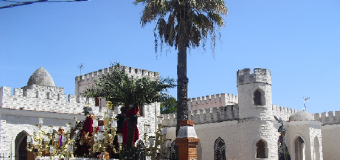 «La Borriquita» abrio la Semana Santa en Huévar del Aljarafe
