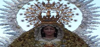 Huévar se lleno de Alegría el sabado con la procesion de gloria de la Soledad