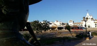 Huévar se prepara para la Romería del Rocío 2014
