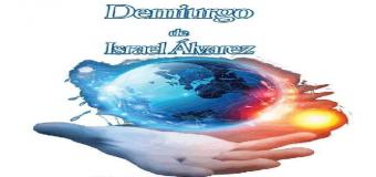"""Presentación del nuevo libro de poemas de Israel Álvarez, titulado """"Demiurgo"""","""