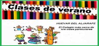 El Colegio Posadas Carvajal de Huévar abrirá sus puertas para clases particulares