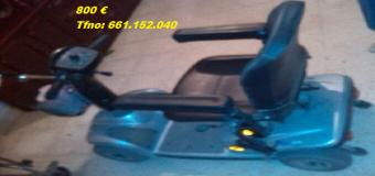 Se vende Scooters Eléctrico para Discapacitados o personas mayores