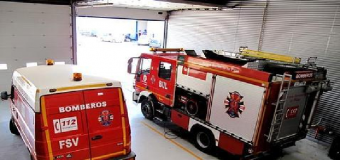 El parque de bomberos de Pilas renueva sus materiales de trabajo