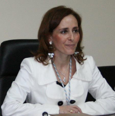 Dña. Juana Carmona - Alcaldesa de Benacazón (PSOE)