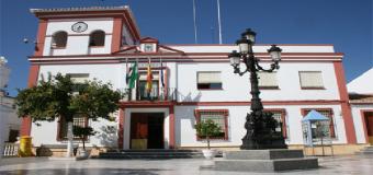 La Junta Local de AECC en Huévar se reúne con la Alcaldesa de Benacazón