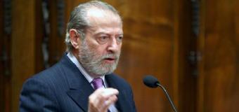 """Villalobos culpa a la reforma local del """"esperpento"""" y """"enredo"""" del Consorcio de Transportes"""