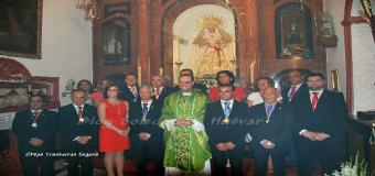 Don Juan Antonio Vazquez Barrera, toma posesión como nuevo Hermano Mayor de la Real Hermandad de la Soledad