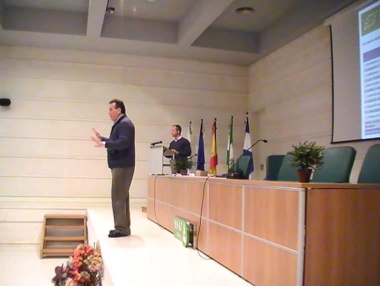 D. José de Segura Moreno - Foto archivo