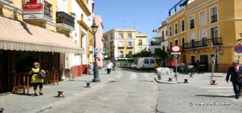 El presunto autor del homicidio de la calle Feria nació en Aznalcazar