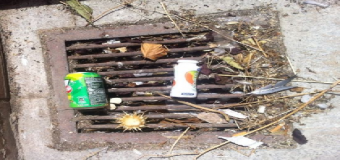 Aljarafesa continua con la limpieza de imbornales