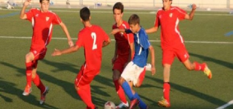 El canterano Pozo es convocado con la Selección Española Sub-16