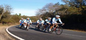 El Hervense Juan Manuel Ramirez participa en los Campeonatos de España de Clismo