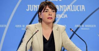 La Consejería de Fomento y Vivienda de la Junta de Andalucía dirigida por Elena Cortés