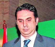 El delegado del Gobierno de la Junta en Sevilla, Francisco Javier Fernández