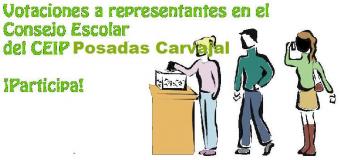 El día 4 de noviembre elecciones a consejos escolares en Huévar del Aljarafe