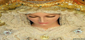 Mujeres Costaleras portarán a la Virgen de la Soledad en el Rosario de la Aurora