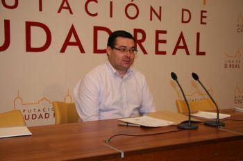 Imagen de archivo - El diputado provincial Nicasio Peláez, responsable del proceso de implantación de la Administración Electrónica