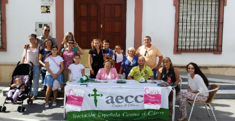 La Junta Local de Huevar AECC en la Localidad de Benacazon