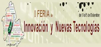 I Feria de Innovación y Nuevas Tecnologías en la Excm. Diputación de Sevilla