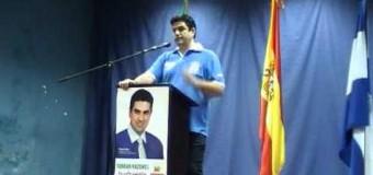 """Pascual Solís portavoz de IU en Huévar """"El que quiera opinar algo de mi, primero, que se preocupe antes de enterarse bien de cómo son las cosas."""