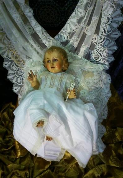 Niño Jesús de la Parroquía