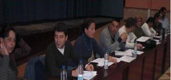Los trabajadores municipales han elegido hoy a sus Delegados Sindicales