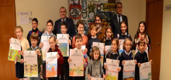 ASAJA-Sevilla y la Caja Rural del Sur premian los mejores dibujos sobre el mundo rural