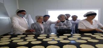 Víboras destaca el efecto positivo sobre el empleo de la elaboración artesanal de productos agroalimentarios