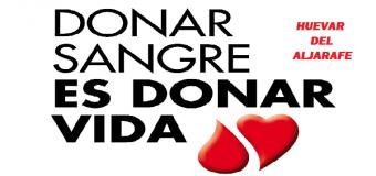Donación de Sangre en Huévar