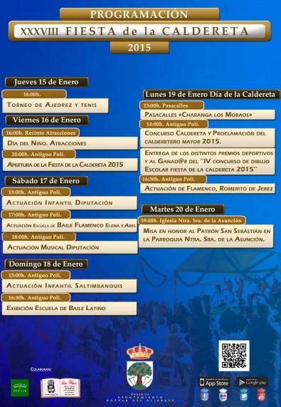 Cartel de eventos