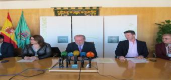 Arranca el Plan de Urgencia Municipal de la Diputación