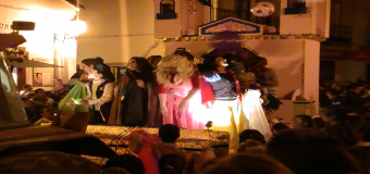 Cabalgata de Reyes 2015 : Huévar se rinde al Mundo mágico de la ilusión
