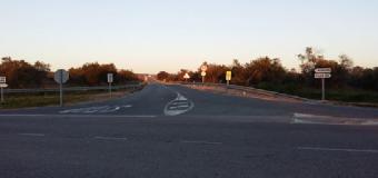 Diputación adjudica obras en carreteras de la red secundaria del Aljarafe por 284.130 euros