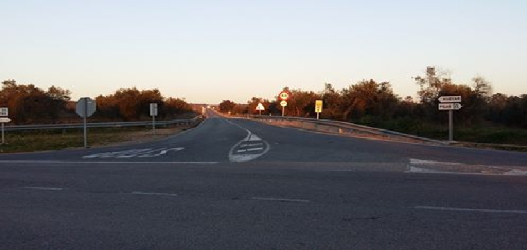Carretera a Huévar del Aljarafe A-3307
