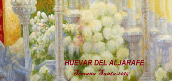 El acto de la presentación del cartel de Semana Santa 2015 también colaborara con la Parroquia