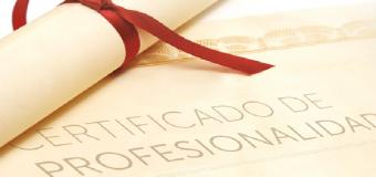 Más de 100 sevillanos podrán obtener un certificado de profesionalidad oficial de forma gratuita