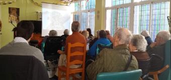 Caritas-Huévar ofrece el anticipo de la Semana Santa a los mas mayores