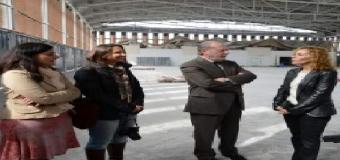 El presidente de la Diputación felicita a la alcaldesa de Benacazón por el 'buen ritmo de trabajo' del ayuntamiento
