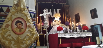 La Hdad. de la Soledad celebra Solemne Quinario Doloroso