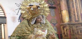 La Hermandad de la Sangre y Vera+Cruz cierra la Semana Santa de Huevar del Aljarafe