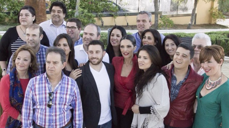 Lista del PSOE