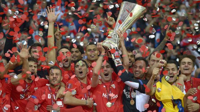 El Sevilla ya es tetracampeón de Europa