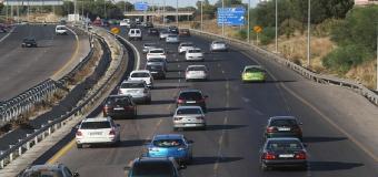 Normalidad en las carreteras de Sevilla tras los grandes atascos de la mañana