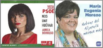 Solo PSOE y PP compiten por la alcaldía de Huévar del Aljarafe