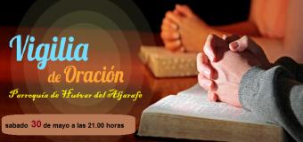 Vigilia de oración por los perseguidos y martirizados