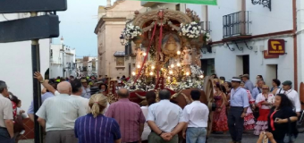 Un total de 25 hermandades emprenden el camino a la aldea de El Rocío sin incidencias