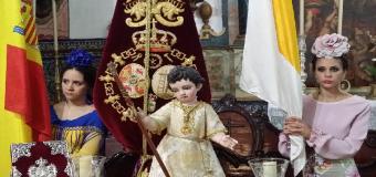 Multitudinario santo rosario de mayo de la Hdad. de la Soledad