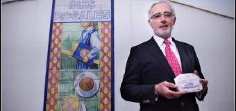 Juan Moreno, Presidente de Inés Rosales, visita el Cluster de Alimentación de Euskadi